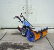 Profi-Schnee-Kehrmaschine BCS 730 Universal-Einachs-Motorschlepper Hondamotor