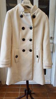 Winterweißer Kurz -Mantel von Vero