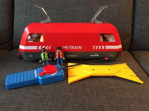 Playmobil RC Güterzug