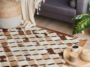 Teppich braun 160 x 230