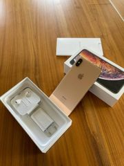 Iphone XS Max Gold 256
