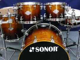 Drums, Percussion, Orff - SONOR Ascent Drumset - 22 10