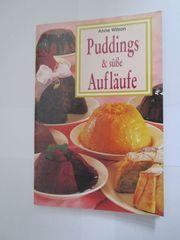 Kochbuch Puddings süße Aufläufe