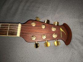 Gitarre Akustikgitarre E-Gitarre Ovation Top: Kleinanzeigen aus Ludwigsburg Mitte - Rubrik Gitarren/-zubehör