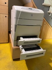 A3 Laserdrucker HP 5500
