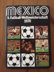 Sammelalbum WM 1970 von Briketts