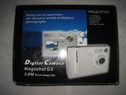 Canon Megashot GX Digital-Kamera 5