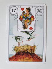 Kartenlegen - mit Zeitangaben - über 35