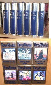 Perry Rhodan Silberbände 101 - 106