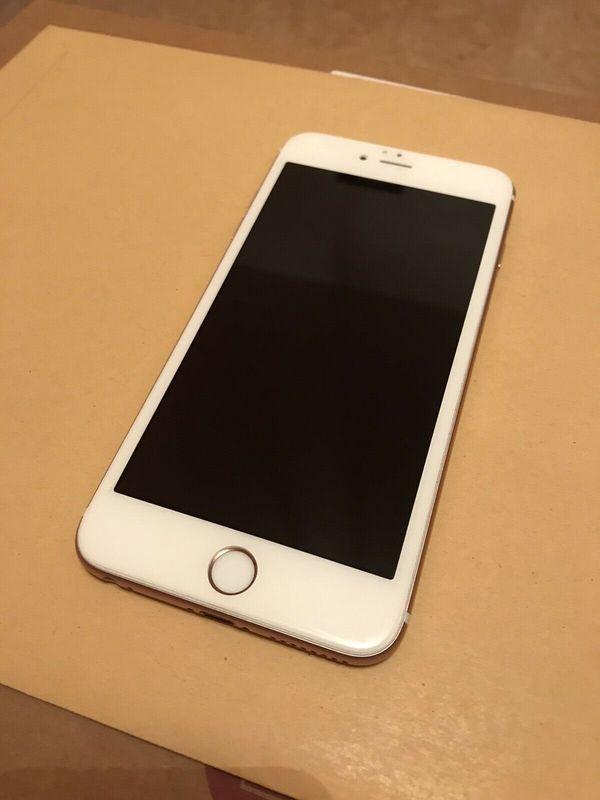iPhone 6plus rose zu verkaufen