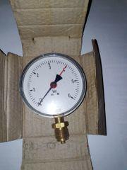 Manometer 10 cm Durchmesser