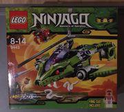 originalverpackt neu LEGO Ninjago 9443 -