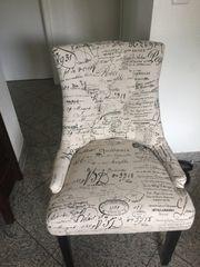 2 x schöne Stühle