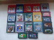 Gameboy Spiele Pokemon SPIELEN ALLES