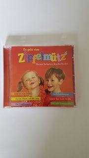 verschiedene Kinder CDs