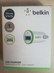 Belkin USB Autoladegerät für alle