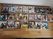 22x PS3 Spiele