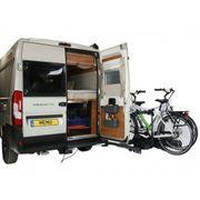 Fahrradträger speziell für Kastenwagen öffnen