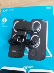 Logitech Z 200 PC Boxen