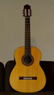 Konzertgitarre Meistergitarre klassische Gitarre Mark