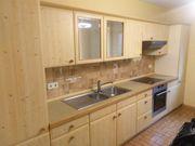 Gebrauchte Küche inkl Kühlschrank zu