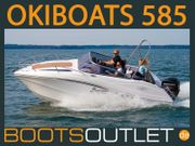 Motorboot Angelboot Boot Trailer Okiboats
