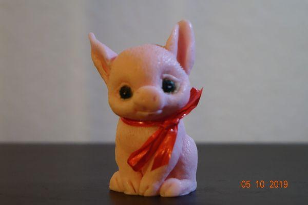 Perfekt Geschenk - Babyschwein - Originale handgemachte
