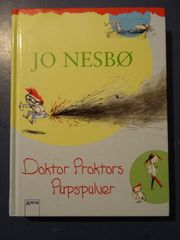 inkl Versand Doktor Proktors Pupspulver