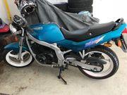 Suzuki GS500 EU Motorrad mit