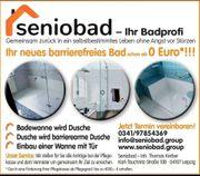 0 Euro barrierefreie Dusche Badumbau