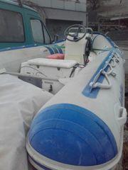 schlauchboot festrumpf Lodestar 440