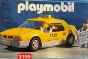 Playmobil 3199 Taxi mit Fahrer