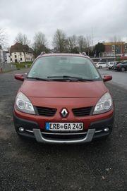 Gepflegter Renault Senic Bj 8