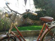 Vintage - Oldtimer Damen Fahrrad 28