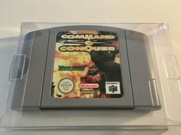 Nintendo64 Spiel Command and Conquer