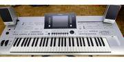 Keyboard Yamaha Tyros 4