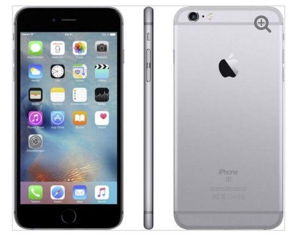 Apple i Phone 6s Spacegrey 32GB Akku ist neu .
