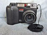 OLYMPUS CAMEDIA Digitalkamera