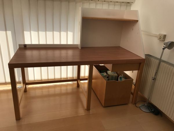 Schreibtisch vom tischler