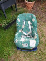 Kinder Sitzschale Römer King grün