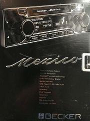 Radio Becker Mexico 7984