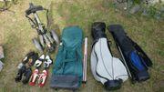 Golfausrüstung für Damen