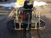 Doppelaufsitzglätter Glättmaschine Betonglätter