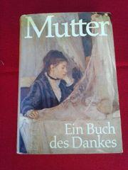 Mutter ein Buch des Dankes