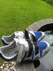 1 Paar Rennradschuhe Adidas Gr