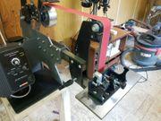 Bandschlefmaschine Bandschleifer Grinder 50x2000 mm