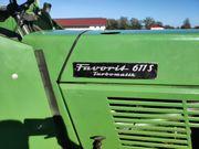 Fendt 611s