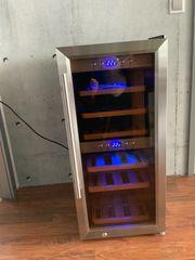 Wein und Sektkühler Kühlschrank