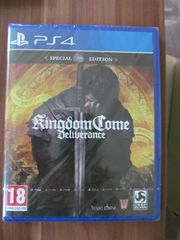 PS 4 Kingdom Come