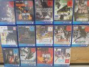 PS4 Spiele CD sind im